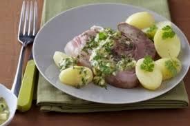 recette de tête de veau sauce gribiche facile et rapide