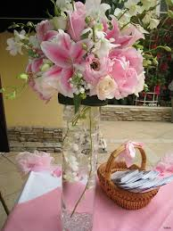 Wedding Flowers Decorations Tall Vase Centerpiece Ideas Vases