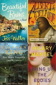 Best Summer Books Reading 2012