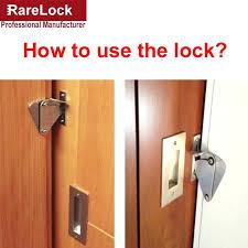 Locking Barn Door 2 Locking Sliding Door Hardware – aypapaquericofo