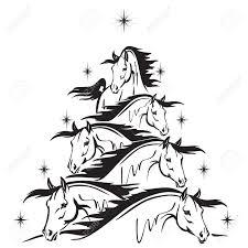 Christmas Tree Shop Riverhead by Horse Christmas Tree Home Design Inspirations