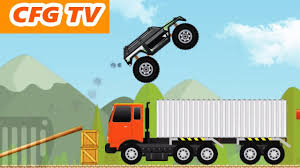 Stunts Of Monster Truck - Video For Kids Amazoncom Hot Wheels Monster Jam Giant Grave Digger Truck Mattel Stunt Videos For Kids Trucks Coloring Mcqueen 13 Fire Team Vs Youtube Vs Sport Car Children Video Dailymotion Cartoons Educational By The Timmy Uppet Show 2 My Foxies Matchbox Transformer Dump With 6 Axle Sale Or Ford Learn And Colors For To With Toy Police Evil Yupptv India