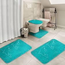 25 erschwinglich atemberaubende teal bad teppiche zu kaufen