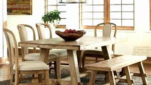Standard Size Dining Room Table Mor Furniture Sets New Od With Bench Rustic