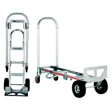 Handtruck Aluminum Gemini SR. 4 Ply Wh. | Mrhandtruck Magline Gemini Delivers The Goods Importaint To You Magliner 1000 Lb Capacity Sr Convertible Alinum Modular Hand Truck 10 Microcellular Foam Wheels Wesco Cobra Jr Handtruck 220293 Bh Photo Video 500 Lbs Xl Dolly Gma16uaf Best Rated In Trucks Helpful Customer Reviews Amazoncom Carts Material Handling Men Senior 21w X 61h