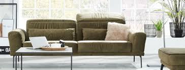 stoff vs leder welches material ist besser fürs sofa