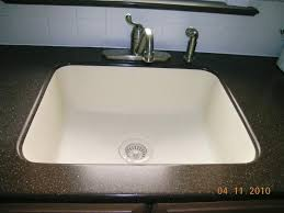 Karran Undermount Bathroom Sinks by J D Custom Cabinets Countertops