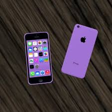 Second Life Marketplace iPhone 5c Purple Typing AO Special Edition