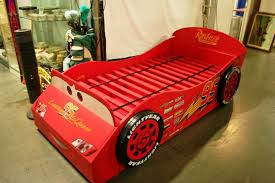 Little Tikes Lightning Mcqueen Bed lightning mcqueen twin bed with lights u2014 modern storage twin bed