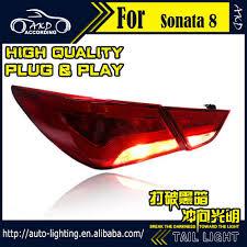 car styling l for hyundai sonata lights 2011 sonata