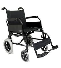 Bariatric Transport Chair 24 Seat by Km 2020 24 Lbs Flip Back Armrest Transport Wheelchair E0138 Karman