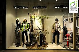 Dockyard Window Displays Budapest