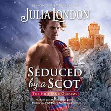 Seduced By A Scot Audiobook Cover Art