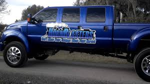 Ford Trucks With 6 Doors Pleasant Ford F650 6 Door Super Truck For ...