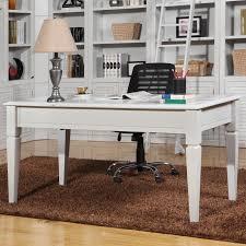 White Computer Desk Wayfair by Parker House Boca Writing Desk Cottage White Hayneedle