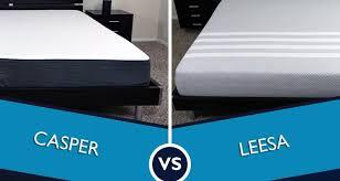 Casper vs Leesa Mattress Review