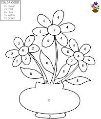 Colouring Pages For Class 1 Coloring Kids Puzzles Worksheets Hello Kitty