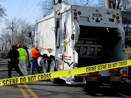 100 Garbage Truck Accident Inmate Confirmed Dead In City Garbage Truck Accident The Daily