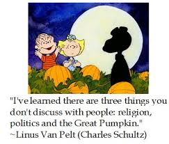 Linus Great Pumpkin Image by Linus From Peanuts Shares His Loyalty And Wisdom Re The Great