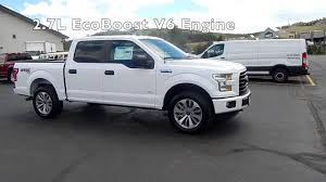 100 Ford Truck Packages The 2017 F150 XL Sport WSTX Appearance Package Crew Cab 4WD