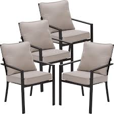 Set Of 4 Mainstays Richmond Hills Stackable Patio Dining Chairs My 44 Ding Room Bistro Chairs Monica Wants It Top 51 Superlative Custom Mid Century Modern Counter Stools Hillsdale Monaco Parson Set Of 2 Espresso Walmartcom Chair Of 4 Elegant Design Fabric Upholstered For Grey Mainstays Richmond Hills Stackable Patio Better Homes Gardens As Low 18 At Gymax Armless Nailhead Wwood Legs Fniture Faux Leather The 8 Best Walmart In 20