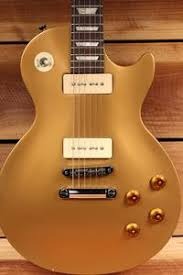 GIBSON 2013 LES PAUL 50s TRIBUTE T Goldtop Worn Satin Relic Bag Papers 1547