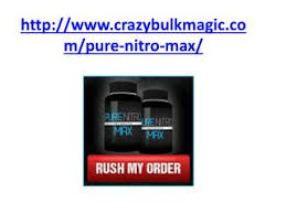 Crazybulkmagic Pure Nitro Max