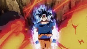 Goku Limit Breaker Gid Dragon Ball Super English HD Vegeta