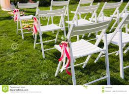 White Chairs For Guests Of Wedding Ceremony Stock Photo ... 16 Easy Wedding Chair Decoration Ideas Twis Weddings Beautiful Place For Outside Wedding Ceremony In City Park Many White Chairs Decorated With Fresh Flowers On A Green Can Plastic Folding Chairs Look Elegant For My Event Ctc Ivory Us 911 18 Offburlap Sashes Cover Jute Tie Bow Burlap Table Runner Burlap Lace Tableware Pouch Banquet Home Rustic Decorationin Spandex Party Decorations Pink Buy Folding Event And Get Free Shipping Aliexpresscom Linens Inc Lifetime Stretch Fitted Covers Back Do It Yourself Cheap Arch