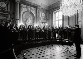 choeur de chambre de bonsecours concert du chœur de chambre de rouen