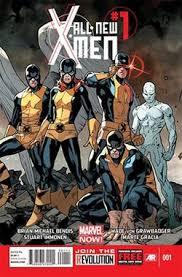 Cover Of All New X Men 1 January 2013 Art By Stuart Immonen Wade Von Grawbadger