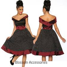 rk70 rockabilly 50s 60s pin up cocktail party evening retro swing