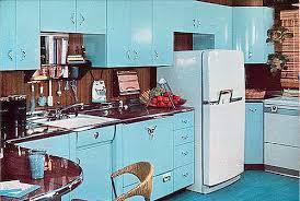 1950 Kitchen Decor Impressive Retro