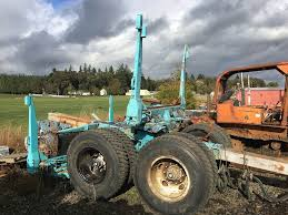 1966 Pierce Log Trailer For Sale - Rickreall, OR | CC Heavy Equipment Prentice 110 Truck Mounted Log Grapple Item I6869 Sold Log Grapple Trucks For Sale Tristate Forestry Equipment Www Used Scania Lb6x4hha Logging Trucks Year 2007 Price 42245 Pacific Vs Hayes Off The Beaten Path With Chris Connie Technology And Theory Of Logging Truck Xuzhou Huabang Special St Sales Manufacturing Company Wikipedia 2002 Mack Cl713 Tri Axle Sale By Arthur Trovei Sons Eclipse Wireline Eline Used 2008 Peterbilt 367 For Sale 1995 For 1985 Gmc Brigadier Auction Or Lease Colebrook
