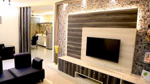 100 Flat Interior Design Images Simple And Beautiful 3 BHK Interiors Of Mr Karan Arora Pioneer Sunblossom Electronic City