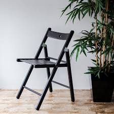 Harbour Housewares Wooden Folding Chair Black | Rinkit.com Set Of Six Italian Iron Leather Folding Chairs Circa 1950 Fniture Pair Wood Inessa Stewarts Antiques Millwards Wooden Chair Anthology Vintage Hire Worldantiquenet Old And Danish Made Iron Wood Garden Folding Chair Manssartoux Stock Robinia Spring Outdoor In Fiam Amazoncom Biscottini 2 Antique Handicrafts Directors Style With Frame Sturdy French And Vinterior Antique French Folding Chair Bi3 Portable Seating Multipurpose For