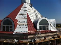Metal Roofing Panels With Underlayment