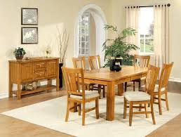 Stylist Design Ideas Oak Dining Room Tables Living Table Lights Lovely Imposing Light Wood Sets Winsome