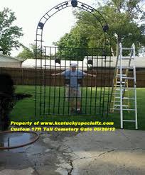 Halloween Graveyard Fence Prop by Custom Halloween Prop Orders For Haunted Attractions And Theaters