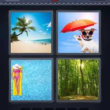 Level 80 4 Pics 1 Word Answers