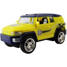 100 Fj Cruiser Truck WebRC 118 Toyota FJ YellowBlue Walmartcom