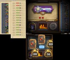 Hearthpwn Arena Deck Builder by The Actual 12 2 Dream Happened D The Arena Hearthstone Game