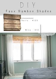 Diy Roll Up Patio Shades by Diy Bamboo Blinds Out Of Outdoor Fencing Bamboo Blinds Fences