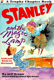 Stanley and the Magic Lamp Lexile Find a Book