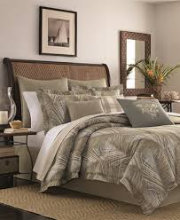 Bed Cover Sets by Tommy Bahama Home Raffia Palms Duvet Cover Sets Bedding