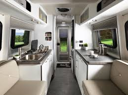 100 Inside An Airstream Trailer S New Nest Camper Is Cute And Practical WIRED