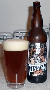 Elysian Night Owl Pumpkin Ale by Blight Pumpkin Ale Elysian 12 Beers Of The Apocalypse The Brew