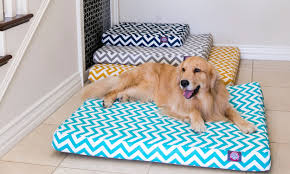 Kirkland Dog Beds by 5 Steps To Clean A Large Dog Bed Overstock Com