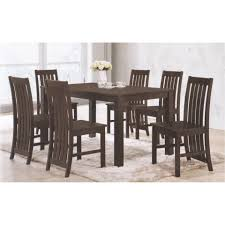 Solid Wood 1+6 Dining Table Chair S (end 4/28/2021 12:00 AM) Julian Bowen Huxley Walnut Round Ding Table With 4 Chairs Fniture Of America Set Cm3354rt Winsome Groveland Square 2 3piece Lola Modern Wenge Martin Marble Top Dark Coaster 105361 Malone 5 Piece Flatfair Zuo Virginia Key Oval Tables Vancouver Lisandro Regular 16 Sets Lipper Childrens And Walmartcom Buy Acme Danville 07059 9 Pcs In Black Espresso Sydney 5ft 6 Dublin Ireland Store