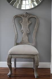 Press Back Chairs Oak by Best 25 Chalk Paint Chairs Ideas On Pinterest Chalk Paint